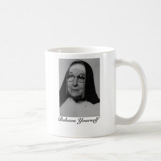 Taza de la taza de Maria Martha de la hermana