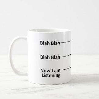 Taza de la taza de medición del café sosa ahora es