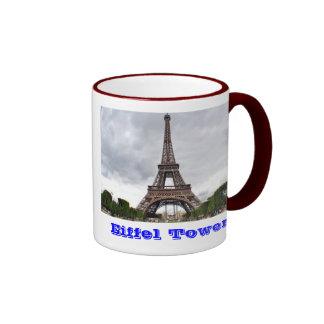 Taza de la taza de PARÍS Eiffel Tower*