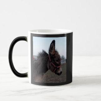 Taza de la taza del burro