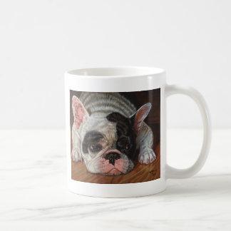 Taza de la taza del dogo francés