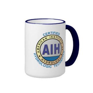 Taza de la tecnología de AIH