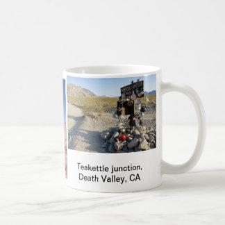 Taza de la tetera de Death Valley