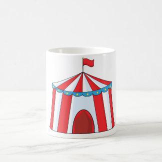 Taza de la tienda de circo