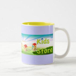 Taza de la tienda de los niños