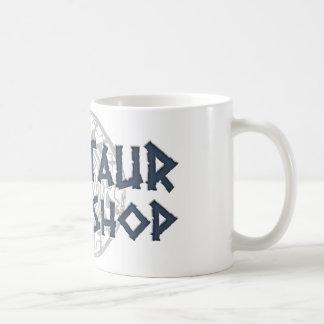 Taza de la tienda de Minotaur China (partidario)