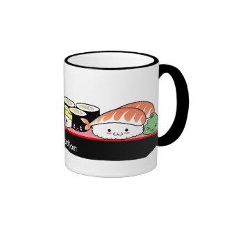 Taza de la tierra del sushi (más estilos)
