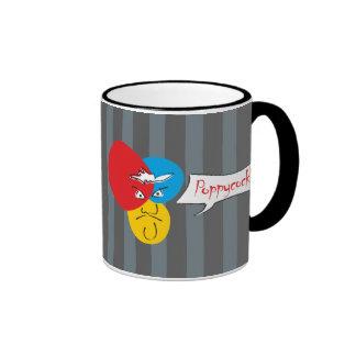 Taza de la Tontería-Poppycock de Mr.Pique