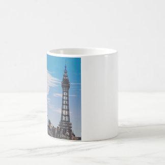 taza de la torre de Blackpool