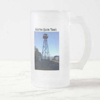 Taza de la torre de guardia de Alcatraz