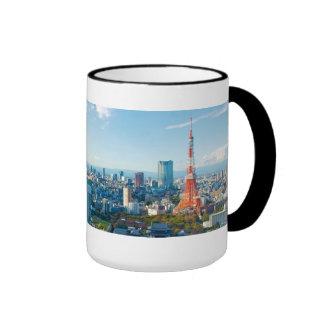 Taza de la torre de Tokio