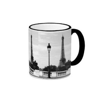 Taza de la torre Eiffel
