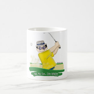 Taza de la trampa del golf de BONZZO