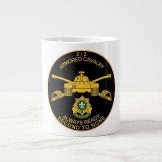 Taza de la unidad militar taza grande