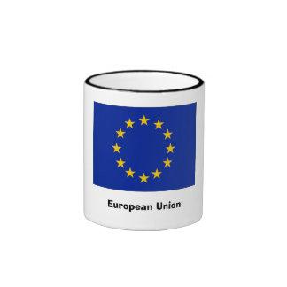 Taza de la unión europea