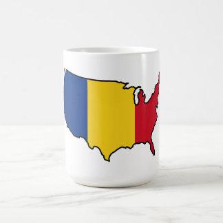 Taza de la Uno-Imagen: Rumano en los E.E.U.U.