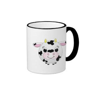 Taza de la vaca