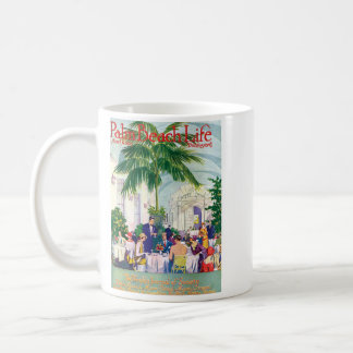 Taza de la vida 16 del Palm Beach