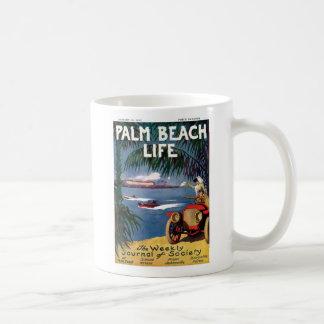 Taza de la vida 19 del Palm Beach