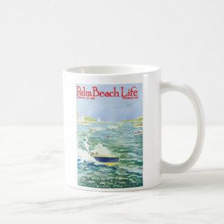 Taza de la vida 2 del Palm Beach