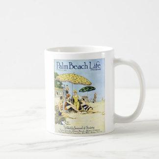 Taza de la vida #3 del Palm Beach