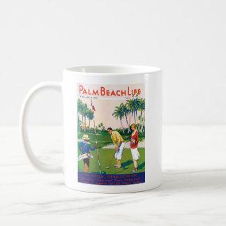 Taza de la vida #5 del Palm Beach