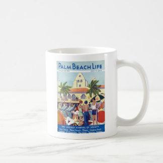 Taza de la vida #8 del Palm Beach