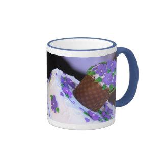 Taza de la violeta africana de Hemsleys