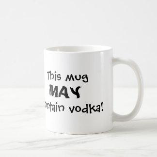 Taza de la vodka