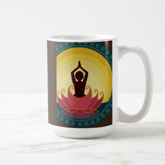 Taza de la yoga