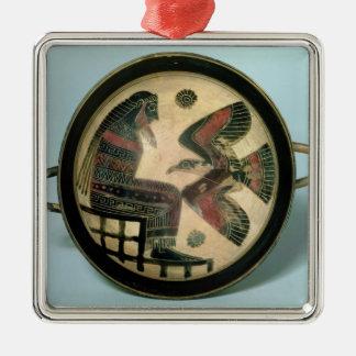Taza de Laconian que representa Zeus y el águila Adorno De Reyes
