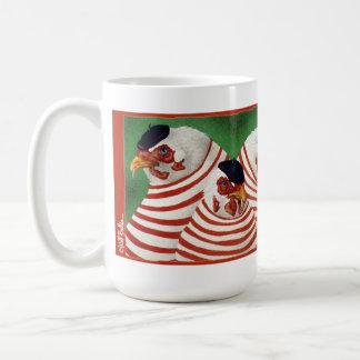 """Taza de las ampollas """"el tercer día de navidad """""""
