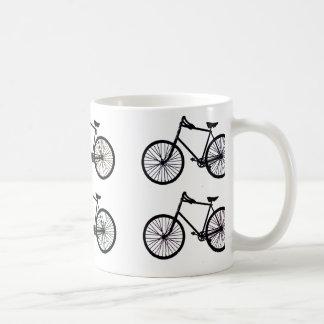 Taza de las bicicletas