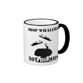 Taza de las bombas de los Whalers del descenso no
