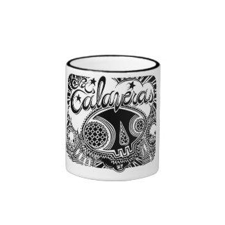 """Taza de """"Las Calaveras"""" por 10DL"""