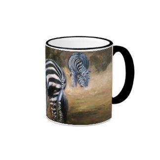 taza de las cebras