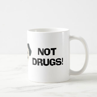 Taza de las drogas de los barros amasados no