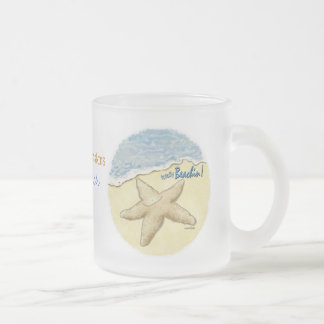Taza de las estrellas de mar