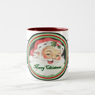Taza de las Felices Navidad