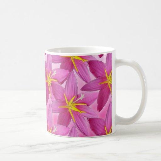 Taza de las flores