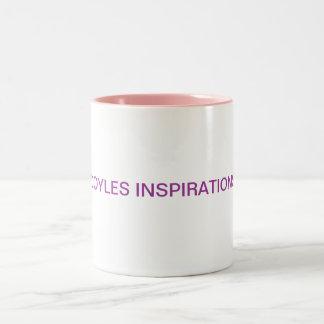 TAZA DE LAS INSPIRACIONES DE DOYLES
