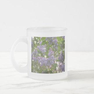 Taza de las lilas