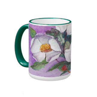 Taza de las magnolias meridionales