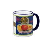 Taza de las manzanas del tigre