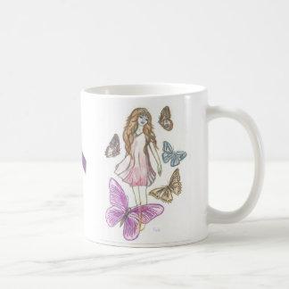 Taza de las mariposas - 15 onzas