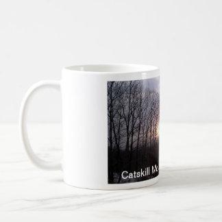 Taza de las montañas de Catskill