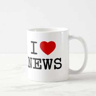 Taza de las noticias del ♥ I