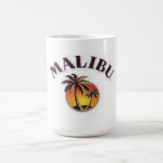 Taza de las palmeras de Malibu