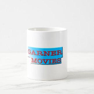 Taza de las películas del Garner