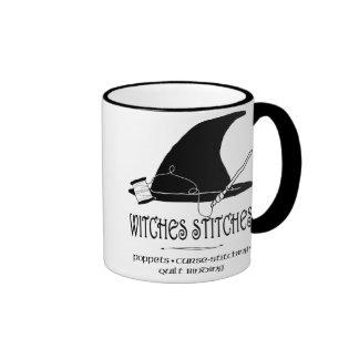 Taza de las puntadas de las brujas